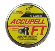ACCUPELL FT .177 Pellets (500)